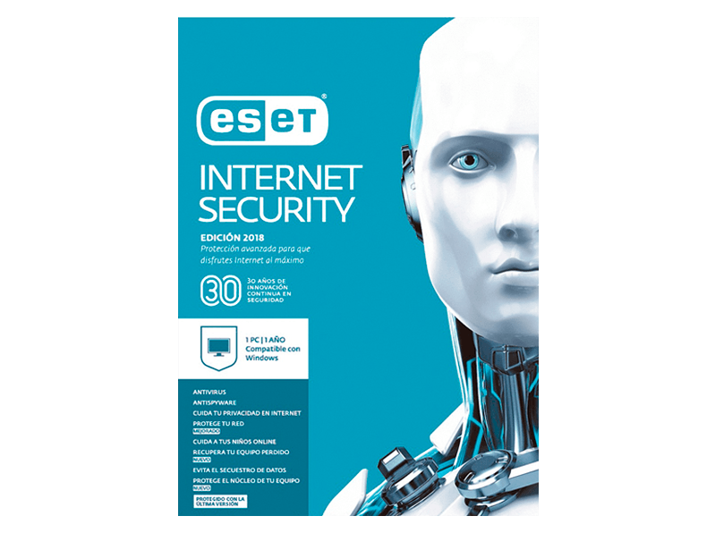 Internet security ESET
